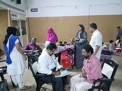 Medical camp photo